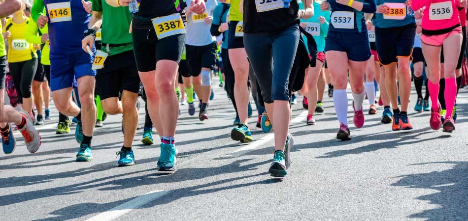 Los mejores maratones de running en España